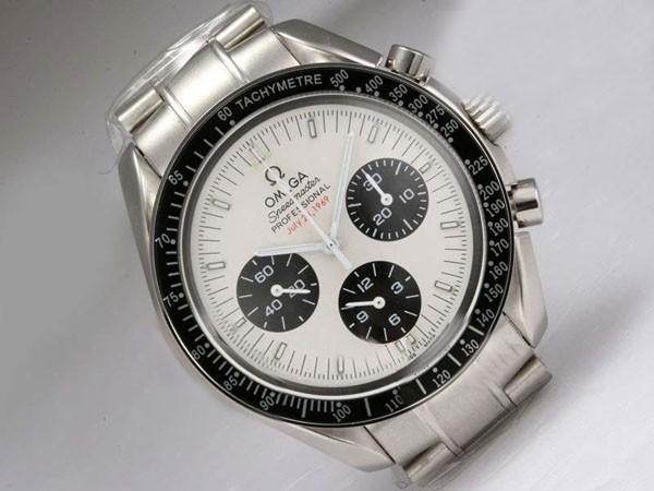 recensione di omega marchio Speedmaster iii orologi replica