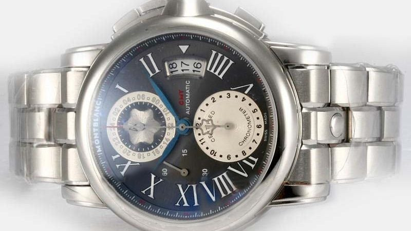 Miglior Montblanc 1858 Automatico Dual Time replica orologi