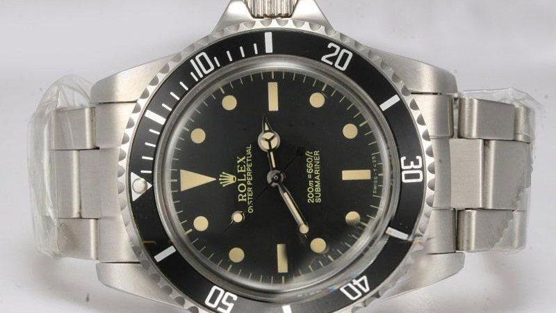 L'originale vs repliche di orologio da polso rolex