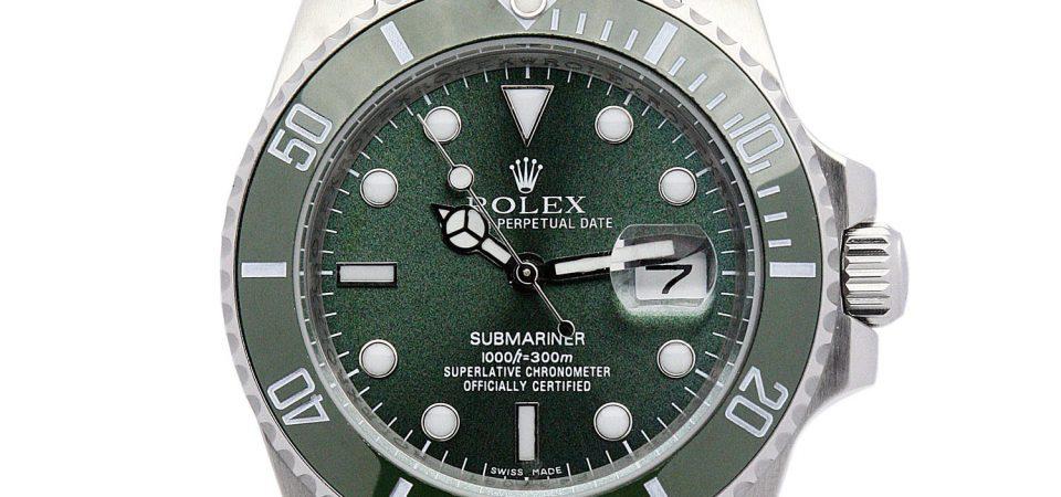 replica orologi il submariner reale rolex